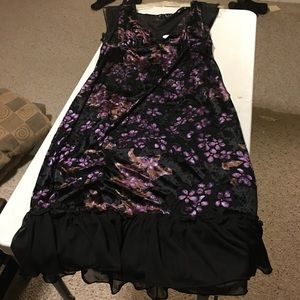 Rampage Sheer Sheath Dress Size XL